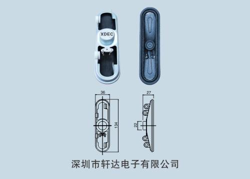 轩达35135B内磁大功率高保真广告一体机喇叭扬声器